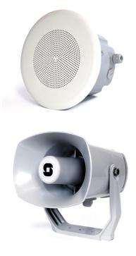 Power Over Ethernet Ceiling Speaker