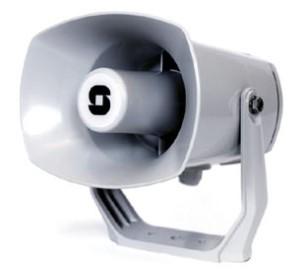 Exigo Network Horn Loudspeaker, 10W, Ethernet ELS11-10H