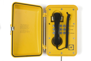 Description Heavy Duty Telephone, with Door - 2213000200