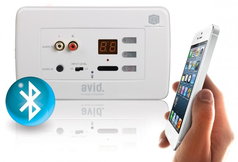 Avid2 In Wall Amplifier