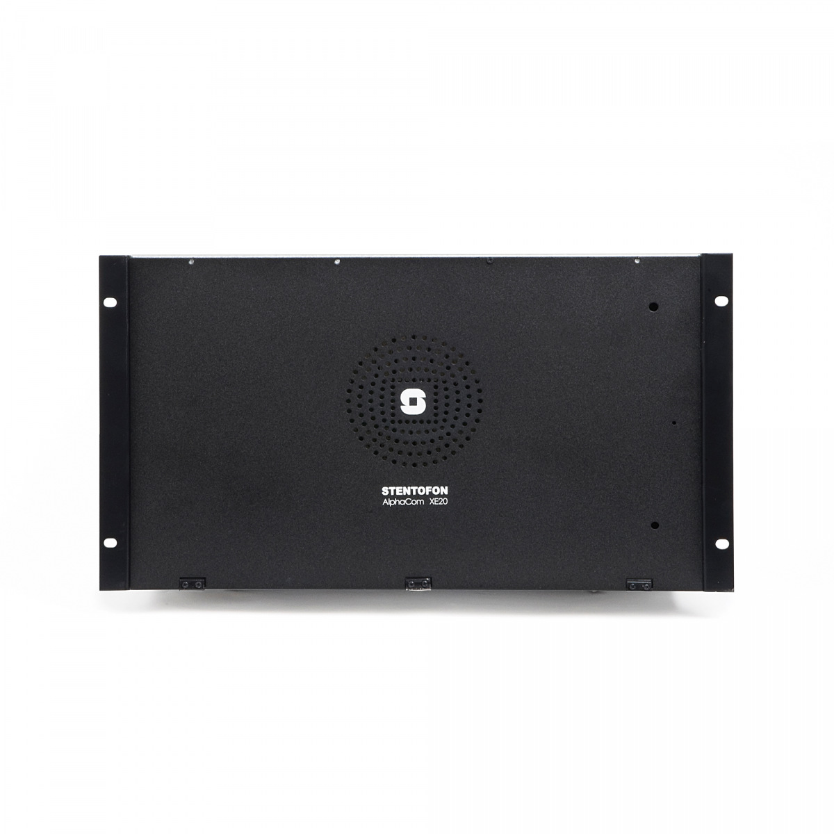 1009621000 AlphaCom XE20 Intercom Exchange, Uo to 552 IP Stations and 102 Traditional Intercom Units