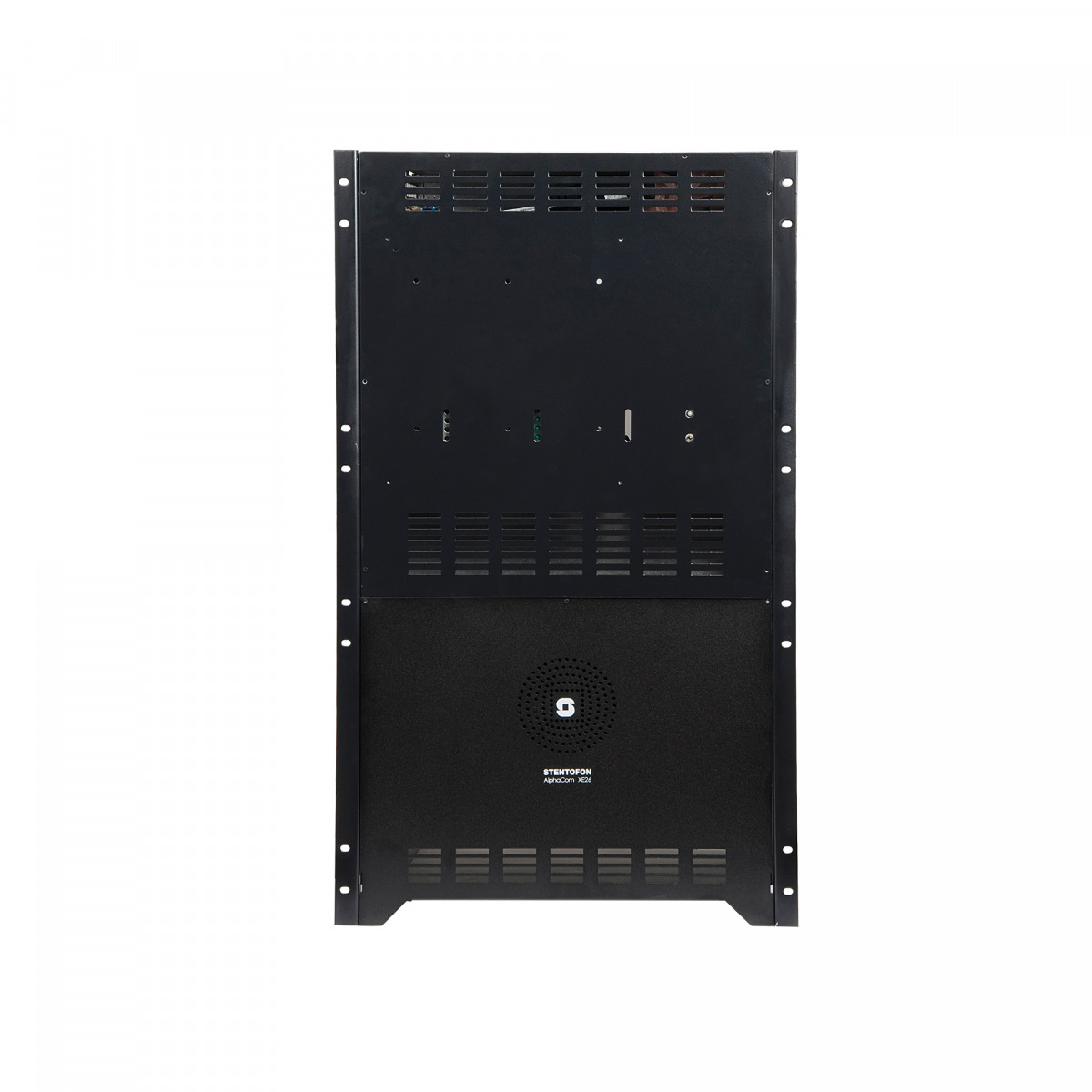 1009627000 AlphaCom Intercom Exchange, Uo to 552 IP Stations and 138 Traditional Intercom Units