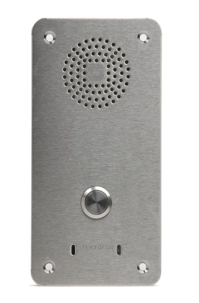 Single Button Vandal Resistant Station - 10080411002