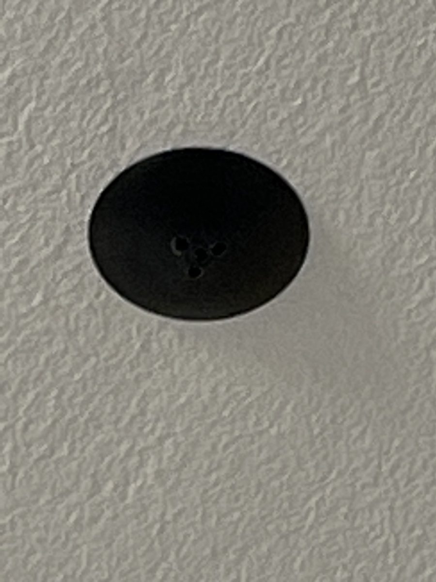 Seclusion Room Water Resistant Ceiling Microphone