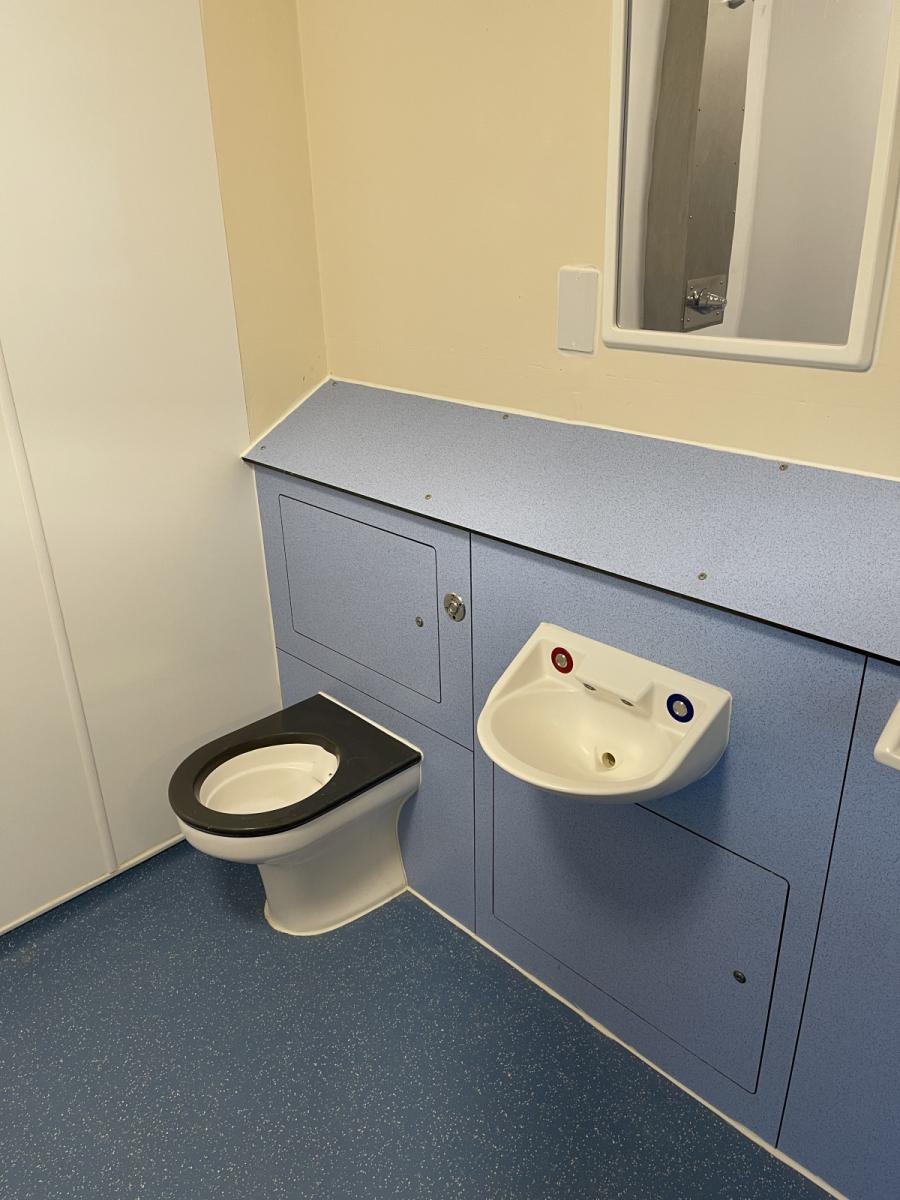 Seclusion Room En-Suite